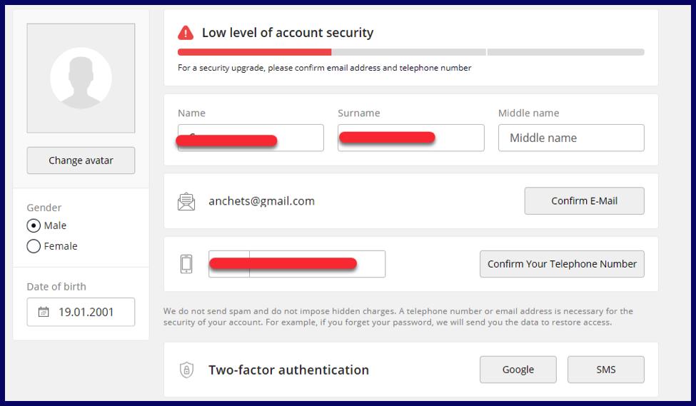 Should i close my inactive account?
