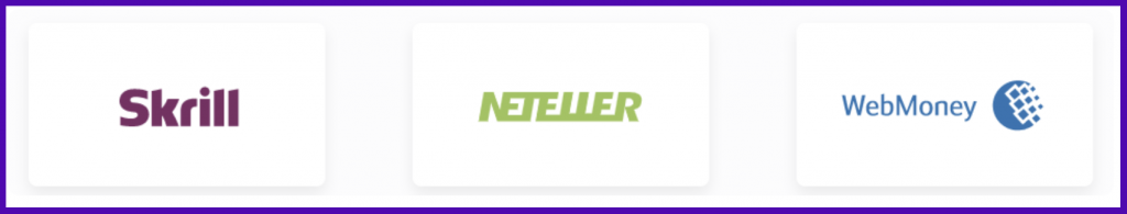 Olymp Trade deposit with Skrill Neteller Skrill
