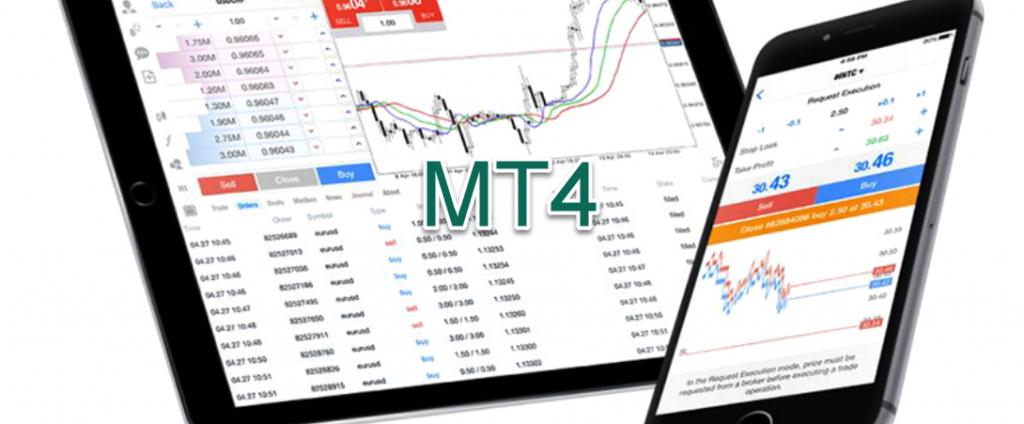 Olymptrade mt4 platform